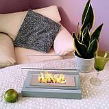 Биокамин  Nice-House Home -серый, фото 4