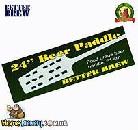 """Лопатка для сусла Better Brew Beer Paddle 24""""(61см)"""
