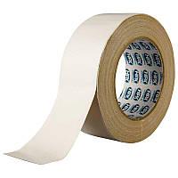 Высококачественная армированная лента НРХ белая  50 мм х 25 м