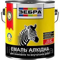 Эмаль алкидная св.серая 2,8кг  16 ЗИП
