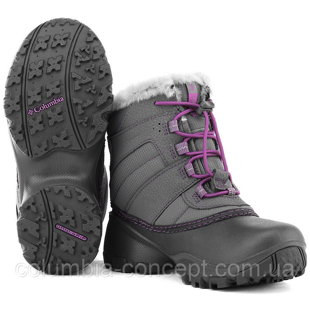 Ботинки для девочки Columbia YOUTH ROPE TOW III WATERPROOF
