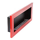 Биокамин  Nice-House  900x400 мм-красный глянец  , фото 6
