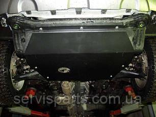Защита двигателя Hyundai Santa Fe 2001-2006 (Хундай Санта Фе), фото 2