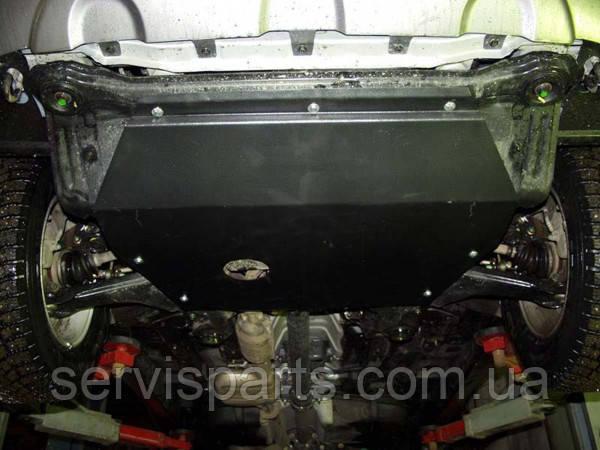 Защита двигателя Hyundai Santa Fe 2001-2006 (Хундай Санта Фе)