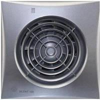 Вентилятор вытяжной SILENT-100 SILVER CHZ *230V 50* , Soler & Palau