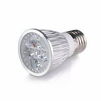 LED фитолампа для растений 5w(5x1w)