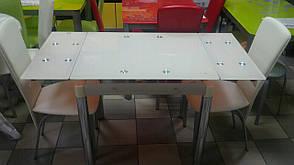 Стол ТВ 21А (кремовый) (без узора и боковой накладки), фото 2