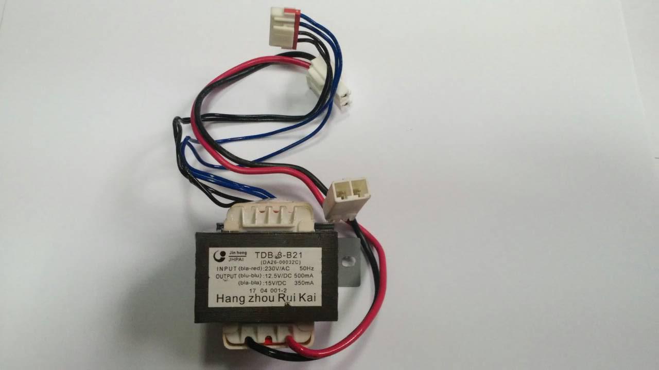 Трансформатор холодильника Samsung RS20, DA26-00032C