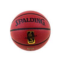 Мяч баскетбольный для начинающих Speld NBA AuthenticDavidSpein