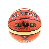 Мяч баскетбольный для спортивных секций SuperWinner PVC 5#