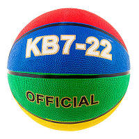 Мяч баскетбольный №7 для игры на улице, фото 1