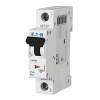 Автоматический выключатель PL6-C10/1 EATON
