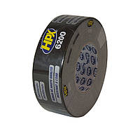 Высококачественная армированная лента НРХ черная 50 мм х 50 м