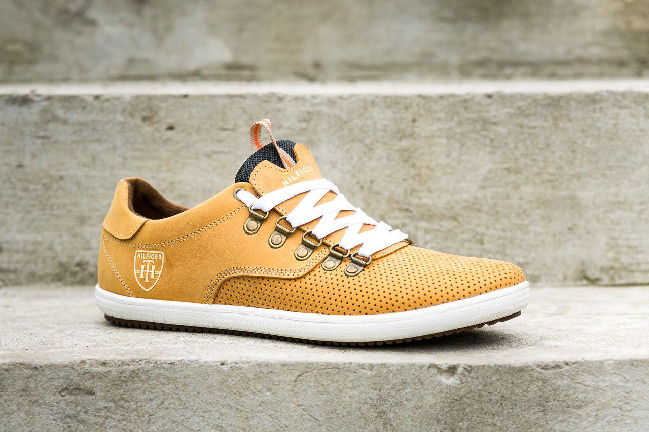 Остання пара - 43 розмір! Спортивне чоловіче взуття HILFIGER качественная обувь
