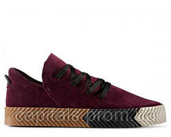 "Женские кроссовки Alexander Wang x Adidas Originals Skate ""Bordo"""