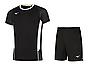 Мужской волейбольный комплект формы Mizuno Premium High-Kyu Tee + Short V2EA7002-09 / V2EB7001-09