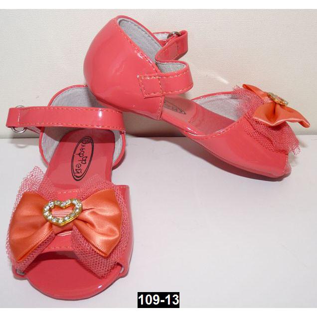Босоножки для девочки, 19 размер (13.3 см), очень легкие, нарядные