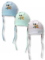 Шапки для детей оптом, Disney, 48-50 см, № 770-614