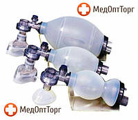 Мешок дыхательный реанимационный типа Амбу