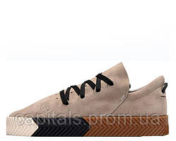 "Женские кроссовки Alexander Wang x Adidas Originals Skate ""Brown/Beige"""