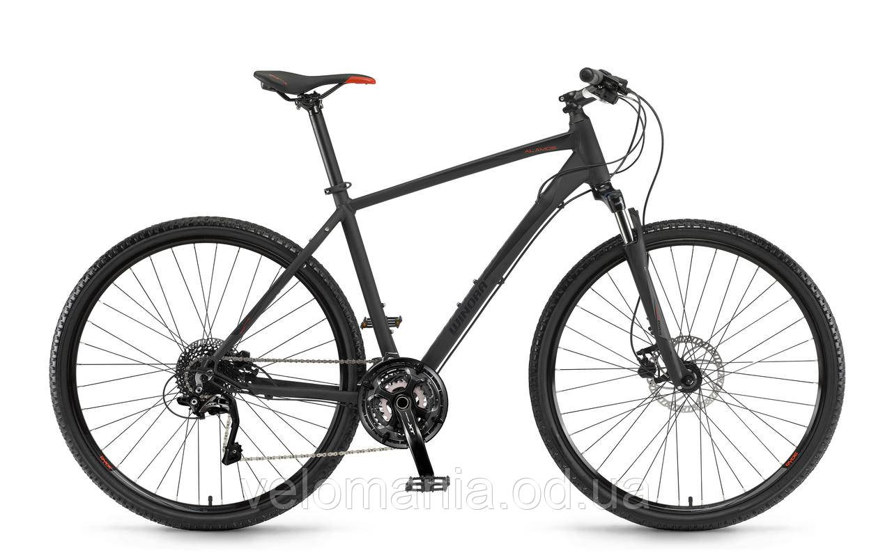 """Велосипед Winora Alamos men 28"""", рама 56см, 2018"""