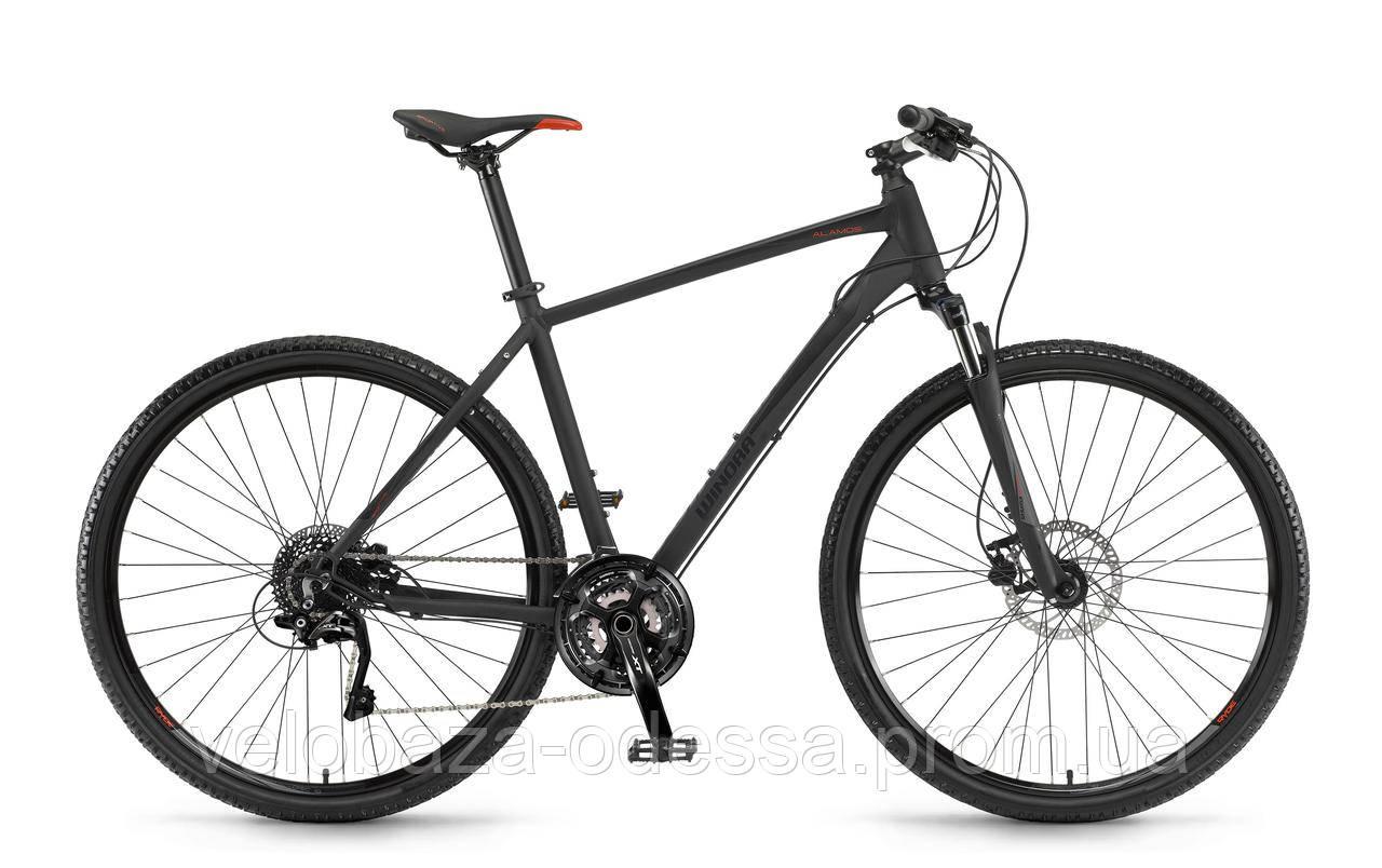 """Велосипед Winora Alamos men 28"""", рама 51см, 2018"""