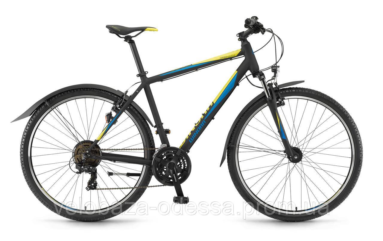 """Велосипед Winora Grenada men 28"""", рама 56см, 2018"""