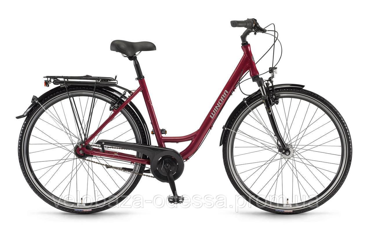 """Велосипед Winora Hollywood 28"""" 7s Nexus, рама 50см, 2018"""