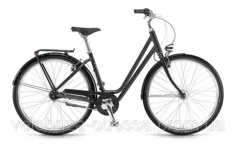 """Велосипед Winora Jade 28"""" 7s Nexus, рама 48см, 2018, темно-серый, фото 2"""