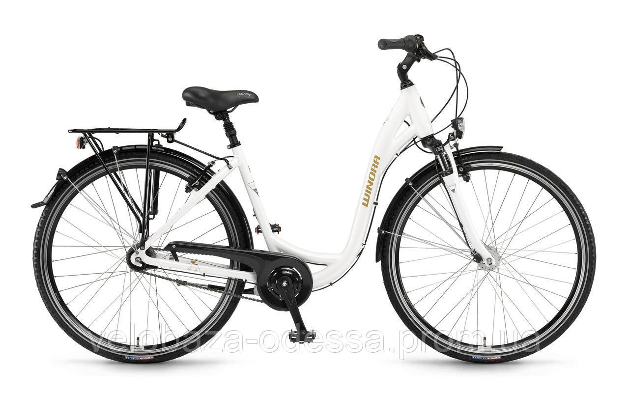 """Велосипед Winora Holiday Wave 28"""" 7s Nexus, рама 43см, 2018"""