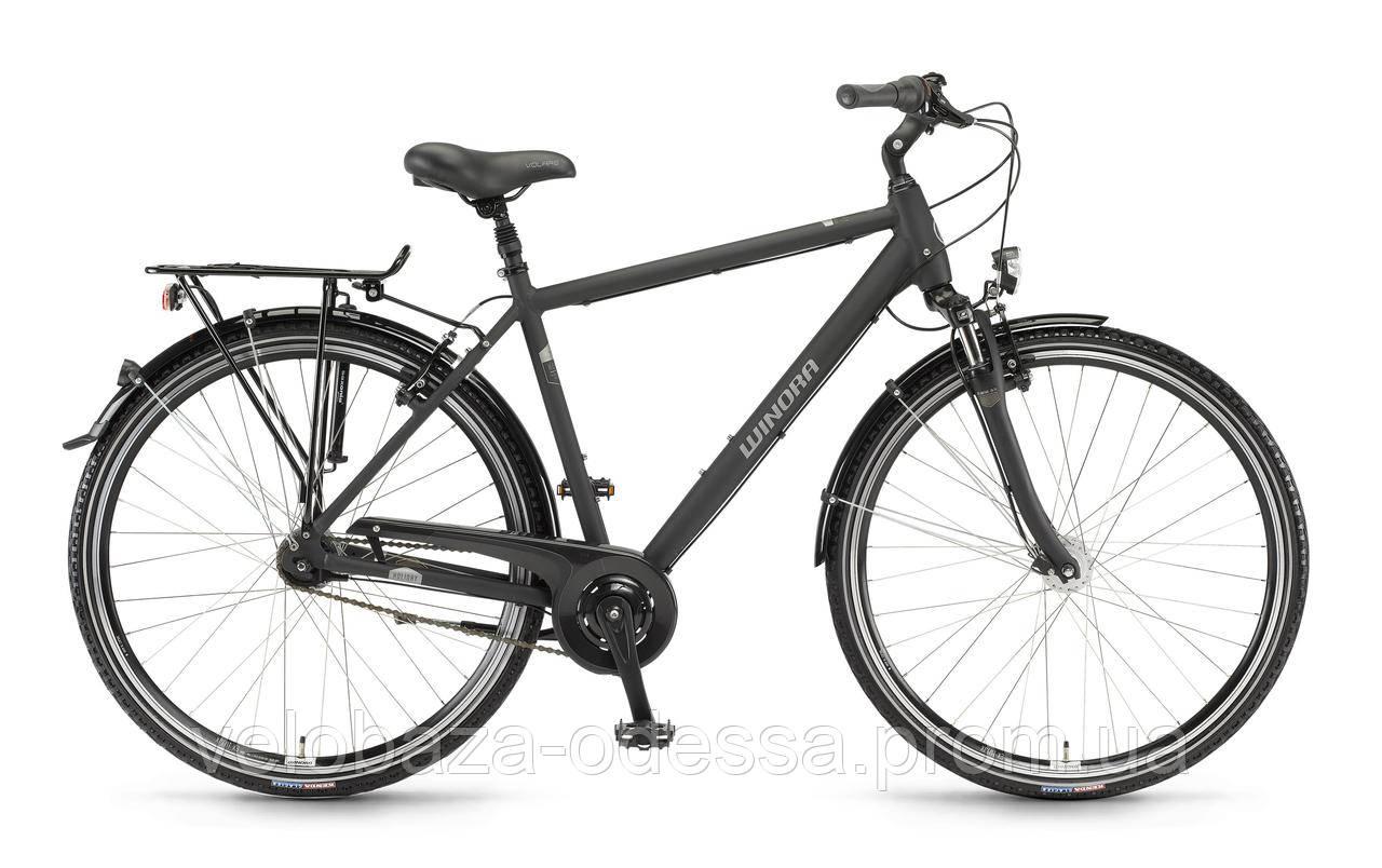 """Велосипед Winora Holiday men 28"""" 7s Nexus, рама 52см, 2018"""