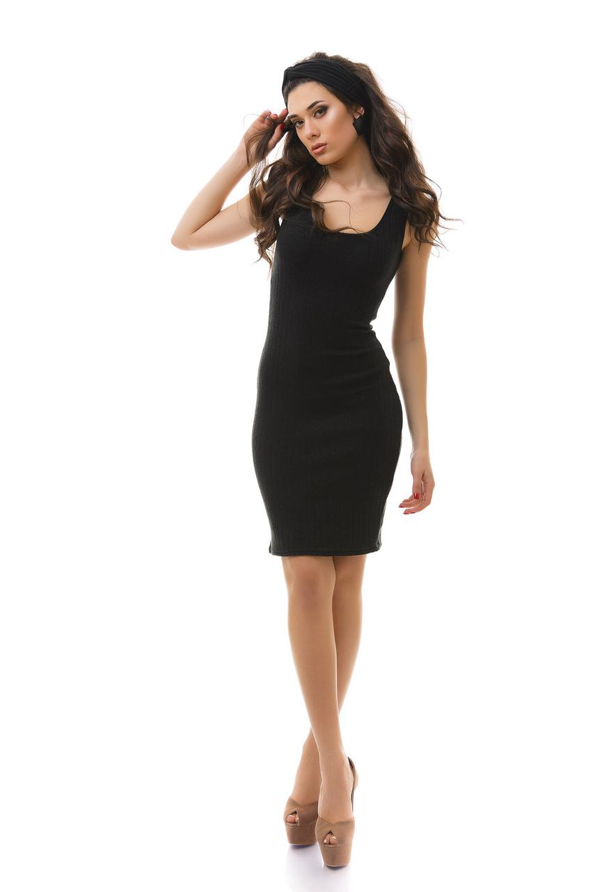Платье с чалмой 06/3017