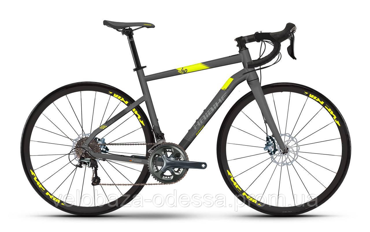 "Велосипед Haibike SEET Race 4.0 28"", рама 53см, 2018"
