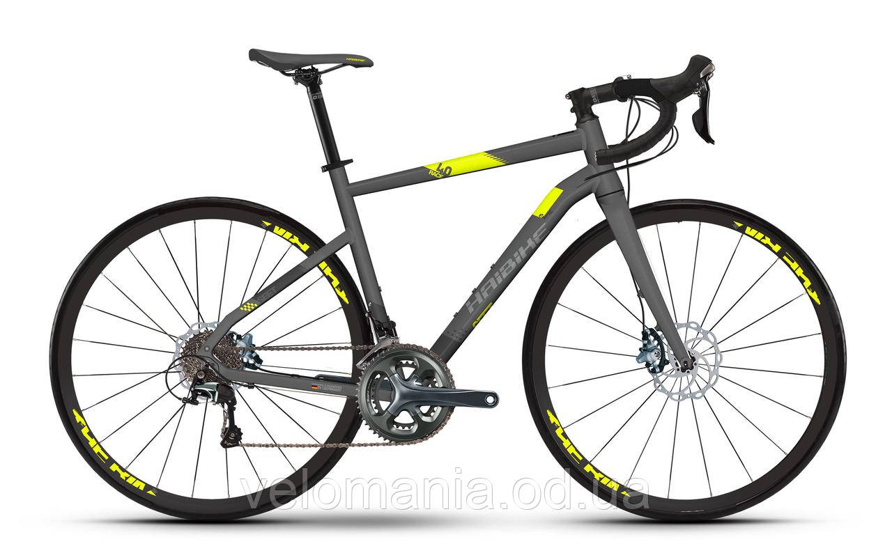 "Велосипед Haibike SEET Race 4.0 28"", рама 50см, 2018"