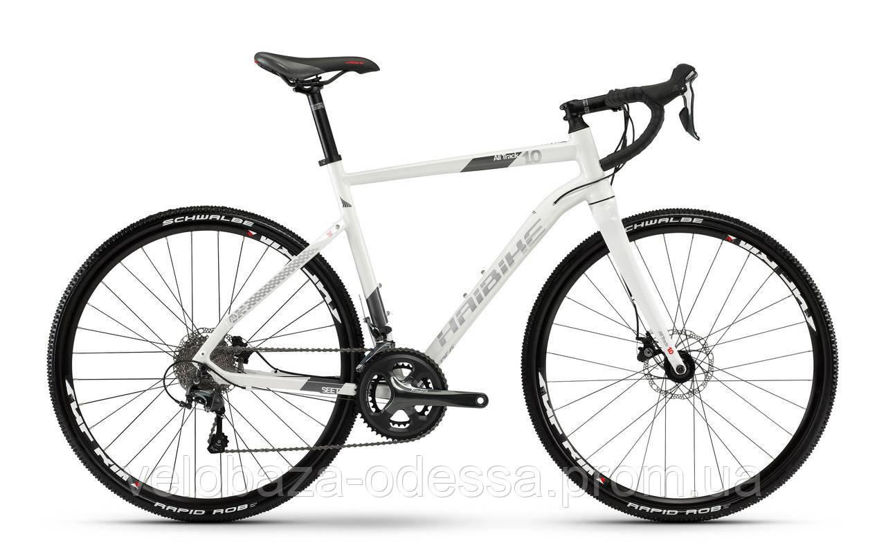 """Велосипед Haibike SEET AllTrack 1.0 28"""", рама 60см, 2018"""