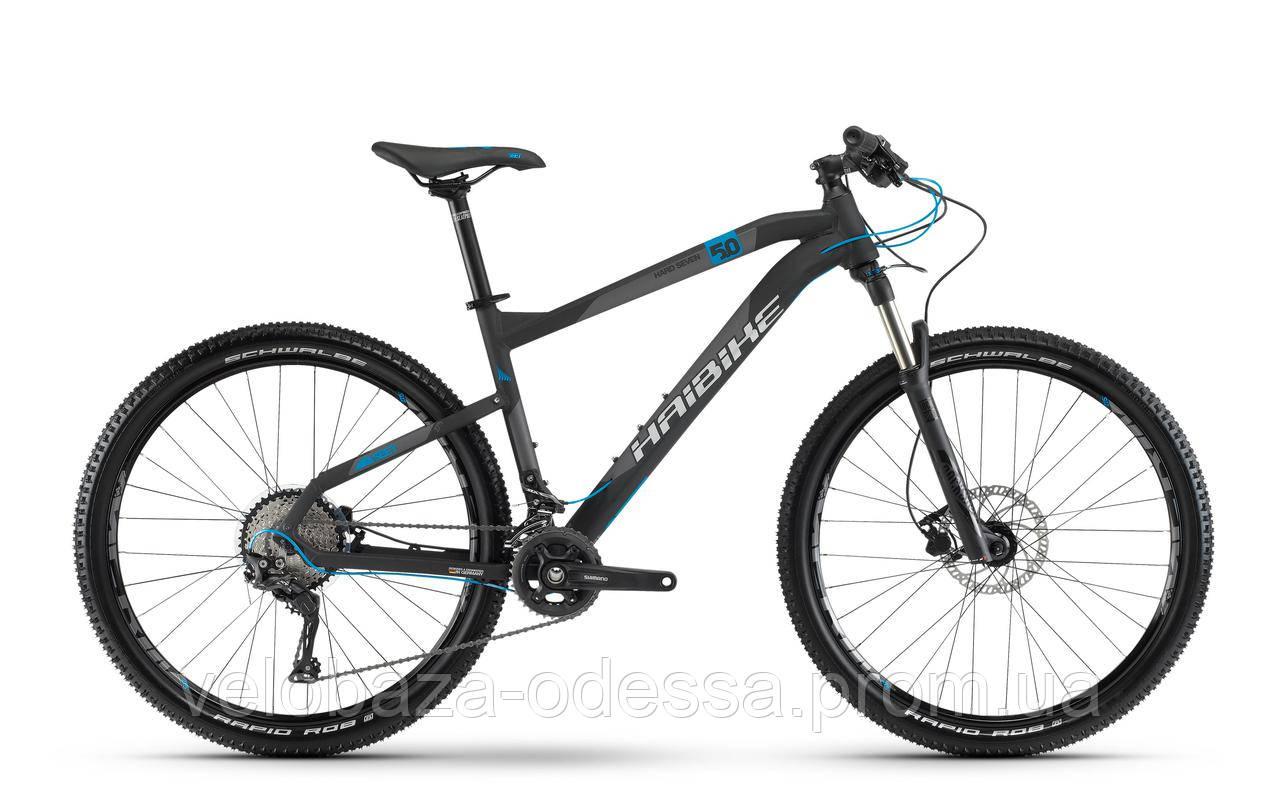 """Велосипед Haibike SEET HardSeven 5.0 27,5"""", рама 50см, 2018"""