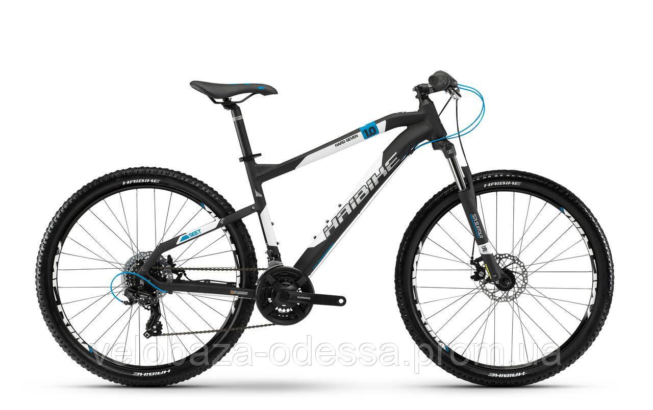 """Велосипед Haibike SEET HardSeven 1.0 27,5"""", рама 45см, 2018"""