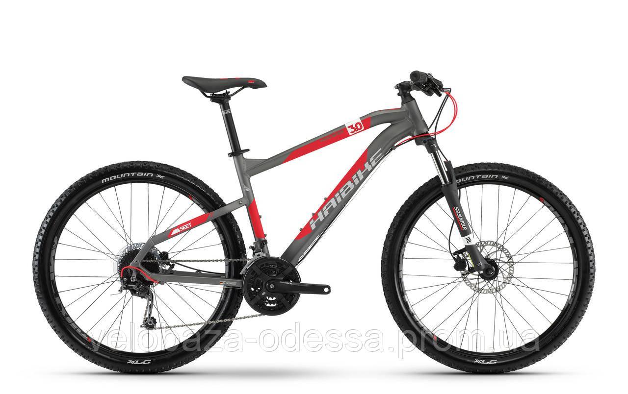 """Велосипед Haibike SEET HardSeven 3.0 27,5"""", рама 50см, 2018"""
