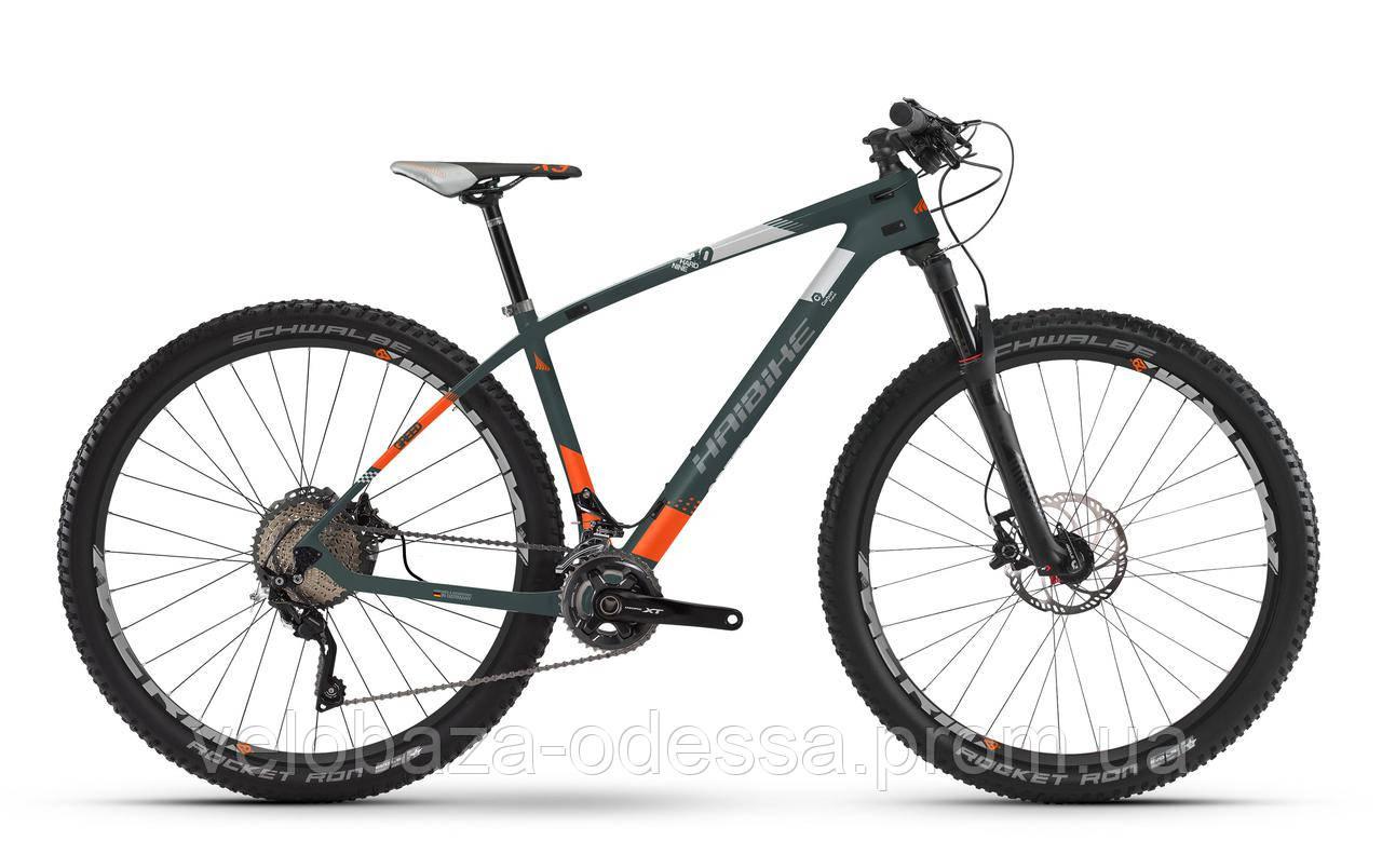 "Велосипед Haibike GREED HardNine 8.0  29"", рама 45см, 2018"