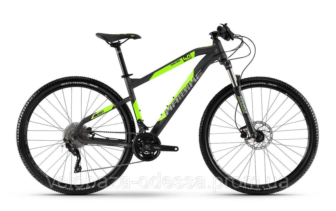 """Велосипед Haibike SEET HardNine 4.0 29"""", рама 55см, 2018"""