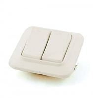 Выключатель С56-У02 2-клавишный