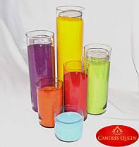 Вазы-колбы, стаканы-подсвечники для насыпных свечей, вазы для флористики, кенди-бар, фруктовницы
