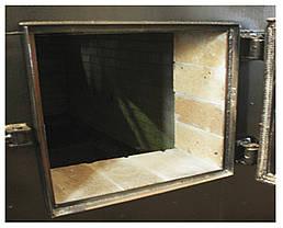 Твердотопливный теплогенератор  типа ТМ с форсажной камерой, фото 3