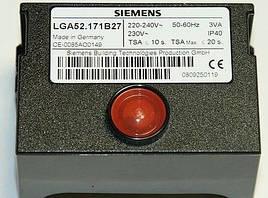 Контроллер Siemens LGA 52.171 B27 LGA52.171B27