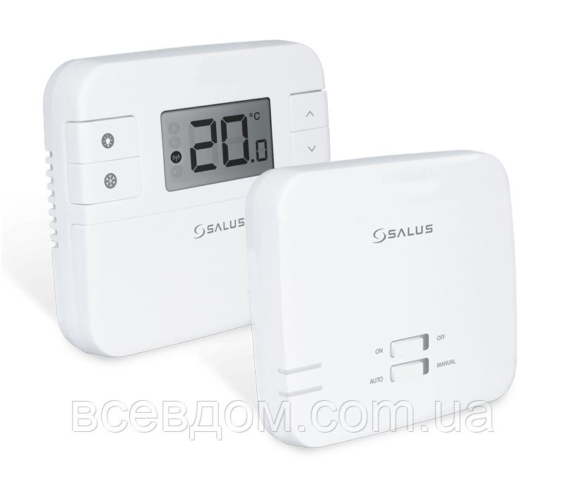 Суточный термостат Salus Standart  RT310RF беспроводной