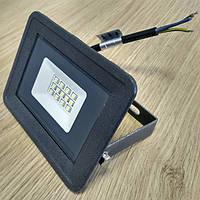 Светодиодный прожектор 10W Slim IP65 6500K 900Lm SMD