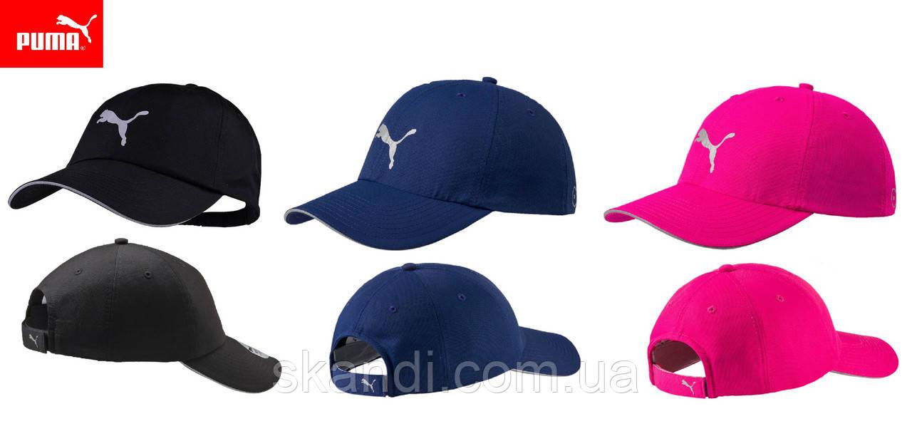 Бейсболка,кепка от Puma (Оригинал)Качество 3 цвета