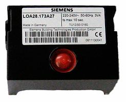 Контроллер Siemens LOA 28.173 A27