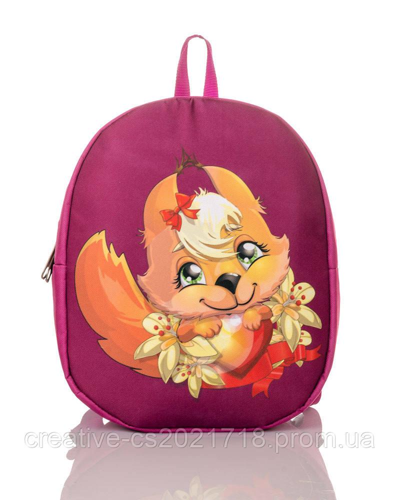 Детский рюкзачок Kiddi (белочка)