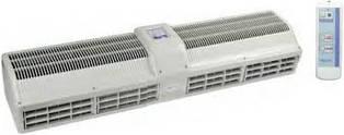 Тепловые завесы с электрическим нагревом